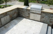 Stone for Outdoor Kitchens